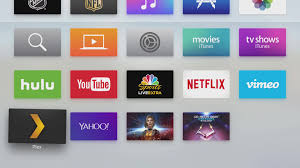 how to move and delete apple tv apps