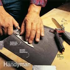 how to sharpen garden tools family handyman