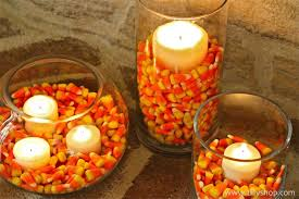 thanksgiving table ideas cheap candy corn vases lilyshop by jessie daye