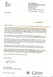 Disability Appeal Letter A Clear Case Of Disability Benefit Denial U2013 Scandelous Diary Of