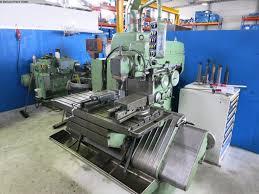 tool room milling machine universal milling machines used
