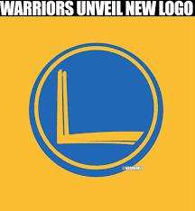 Nba Logo Meme - nba memes on twitter the golden state warriors unveil a new logo