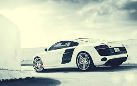 white audi r8 wallpaper white audi r8 in the sun hd desktop wallpaper widescreen high