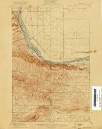 File Map Of Washington State by Washington Historical Topographic Maps Perry Castañeda Map