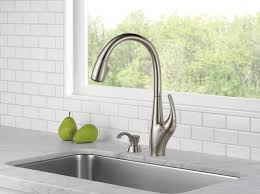 Delta Touch Kitchen Faucet Large by Kitchen Faucet Delta Sensor Kitchen Faucet Delta Leland Touch