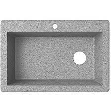 Swan Granite Kitchen Sink by Swaoi Swanstone Qz03322sb 173 22 In X 33 In Granite Kitchen Sink