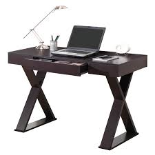 Target Computer Desk Storage Espresso by Madison Writing Desk And Saddle Stool Value Bundle Off White And