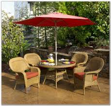Patio Furniture Dining Sets With Umbrella - patio patio dining sets with umbrella outdoor dining sets for 6