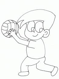 sports 4 waterpolo sports coloring pages volleyball sports