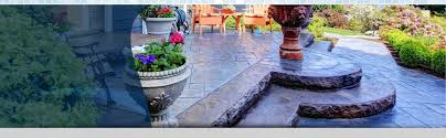 concrete patios houston tx vasquez spray deck