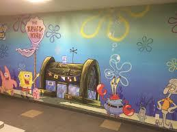 28 spongebob wall murals spongebob squarepants wall spongebob wall murals custom party rooms