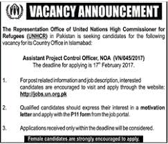 jobs in united nations high commissioner for refugees 01 oct 2017