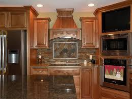 exotic kitchen designs with oak cabinets u2013 home improvement 2017