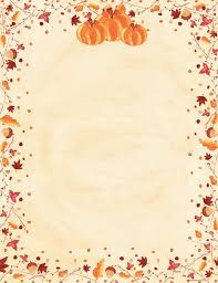 thanksgiving stationery clipart clipartxtras