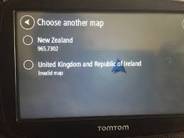 Tomtom Map Updates Invalid Maps Following Map Update Tomtom Forum And Community