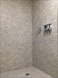 Glass Tile Backsplash Ideas Bathroom by Kitchen Porcelain Tile Backsplash Pros Cons Grey Travertine