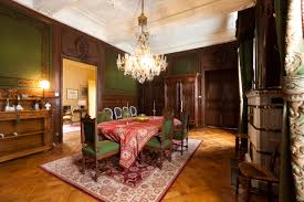 Salle A Manger Design But by Beaune Mansion The Living Room
