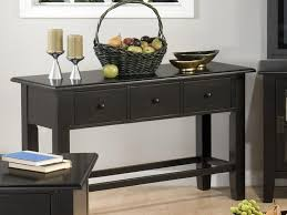 black sofa table with drawers living room sofa table with drawers awesome black sofa table with