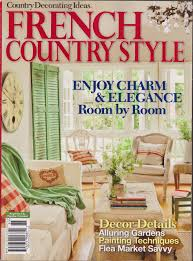 country decorating ideas magazine 185 french country style 2016