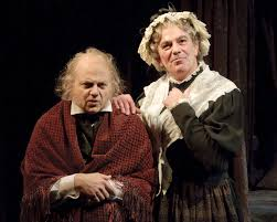 reviews the alley theatre u0027s a christmas carol a ghost story of