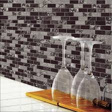 Metallic Tile Backsplash by Kitchen Kitchen Tiles Smarttiles Metal Tile Backsplash Home