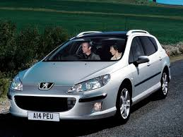 peugeot 407 wagon view of peugeot 407 sw 125 photos video features and tuning of