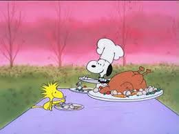 a brown thanksgiving on charles schulz s birthday here