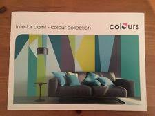 paint colour chart ebay