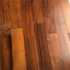 china factory price t g system burma teak solid wood flooring