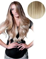 bellamy hair extensiouns balayage 220g 22 ombre ash brown ash blonde hair extensions