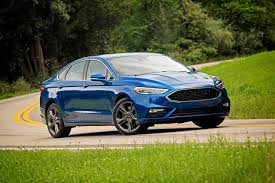 types of ford fusions 2017 ford fusion sedan pricing for sale edmunds