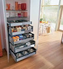 Kitchen Cabinet Space Saver Ideas Kitchen Storage Space Savers White Wooden Stained Cabinet Black