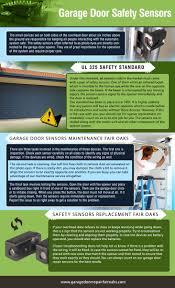 Overhead Garage Doors Repair by Door Repair Fair Oaks Infographic