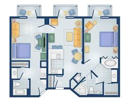 disney boardwalk villas floor plan how to stay at disney deluxe resort for moderate resort prices