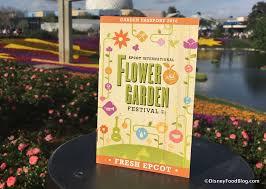 news full booth menus for 2017 epcot flower and garden festival