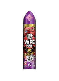 Obat Nyamuk Vape vape plus obat nyamuk spray fumakilla purple orchid klg 500 100ml