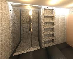 bagno mosaico geometra bagno moderno con rivestimento in mosaico