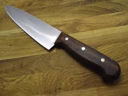 razor sharp forschner 8 blade victorinox chef knife wood handle razor sharp forschner 8 blade victorinox chef knife wood handle switzerland vtg what s it worth