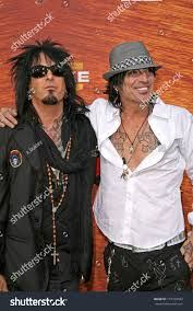 halloween costumes culver city nikki sixx tommy lee spike tvs stock photo 107744582 shutterstock