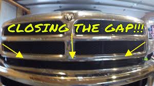 4th gen bumper on 2nd gen dodge ram youtube