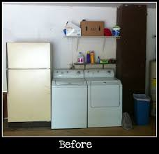laundry room in the garage ideas house design and planning