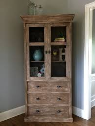 Pine Bookcase With Doors Bookcases European Antique Pine Furniture U0026 Custom Barn Doors