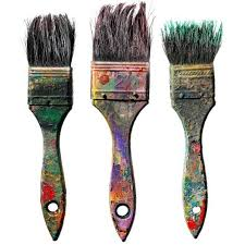 what should i use to clean my painted kitchen cabinets how to clean paint brushes diy family handyman