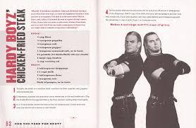 wwf cookbook wrestling on earth