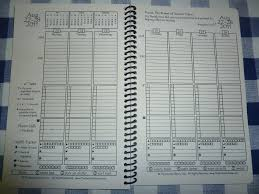 two page weekly planner template plannerisms choosing your planner part 3 types of weekly planners below is the success planner s vertical weekly format click photo to enlarge image i ll review the success planners next week