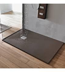 piatto doccia pietra piatto doccia effetto pietra ardesia hafro geromin forma h 3 cm
