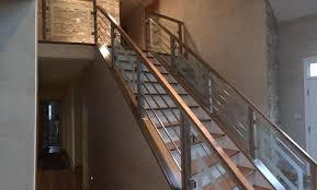 Andy Banister Glass Railing Made By Capozzoli It Is Combination Of Stainless
