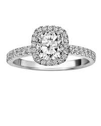 harry winston the one ring cushion cut diamond engagement rings martha stewart weddings