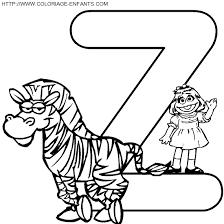 coloriage ã dessiner lettre alphabet minuscule