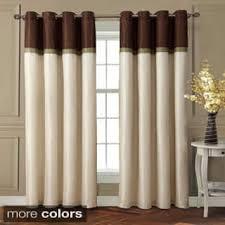 Drapes With Grommets Grommet Curtains U0026 Drapes Shop The Best Deals For Nov 2017